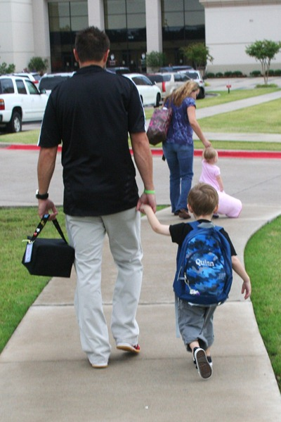 first day of school 2010 035