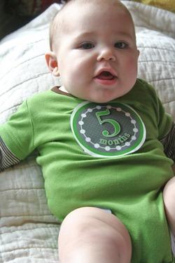 Nash 5 months old 003