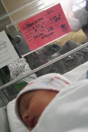 Baby Ava Elisabeth DePalermo 064