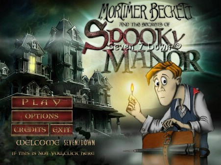 Mortimer Beckett and the Secrets of Spooky Manor Final
