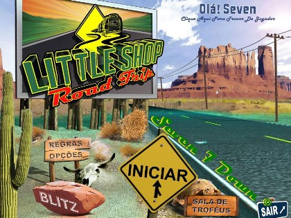 Little Shop: Road Trip Em Português