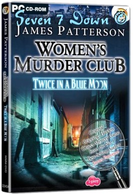 James Patterson Women's Murder Club: Twice in a Blue Moon