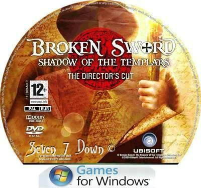 Broken Sword: Shadow of the Templars - The Director's Cut + RIP