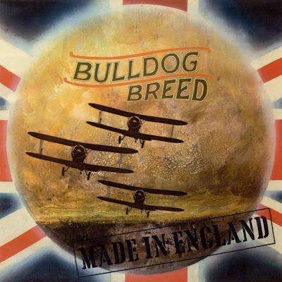 Bulldog Breed ~ 1969 ~ Made In England