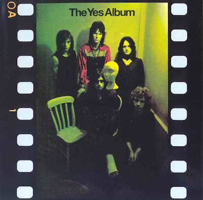 Yes ~ 1971 ~ The Yes Album