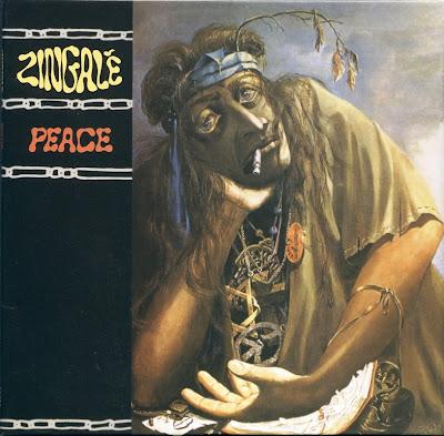Zingale ~ 1975 ~ Peace