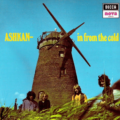 Ashkan ~ 1969 ~ In from the Cold