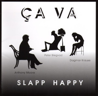 Slapp Happy ~ 1998 ~ Ça Va