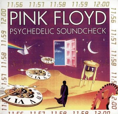 Pink Floyd ~ 1994 ~ Psychedelic Soundcheck