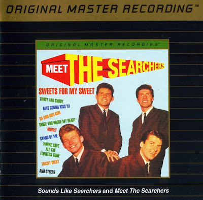 the Searchers ~ 1963 ~ Meet The Searchers + 1965 ~ Sounds Like The Searchers