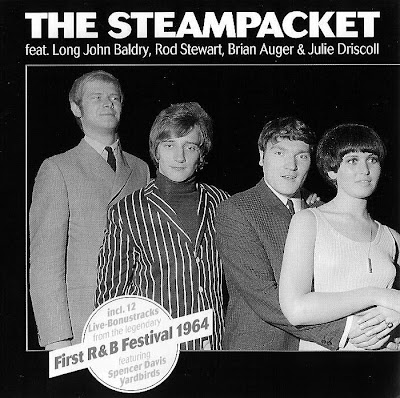 the Steampacket 1990 Steampacket / The First R&B Festival