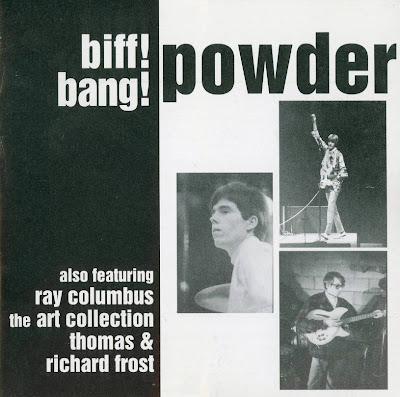 Powder ~ 1996 ~ Biff! Bang! Powder