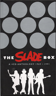 Slade ~ 2006 ~ The Slade box. A 4cd Anthology 1969-1991