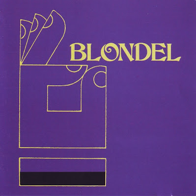 Amazing Blondel ~ 1973 ~ Blondel