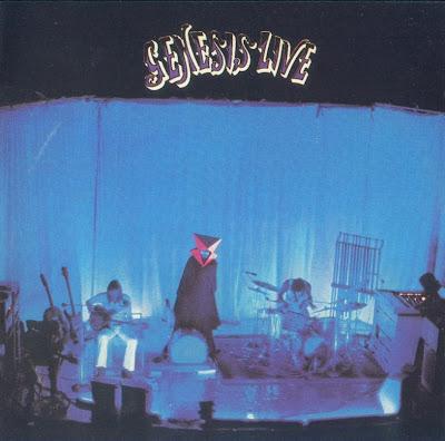 Genesis ~ 1973 ~ Genesis Live
