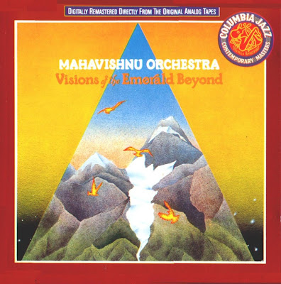 Mahavishnu Orchestra ~ 1974 ~ Visions Of The Emerald Beyond