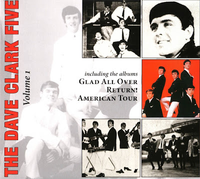 Volume 1 : 1964 - Glad All Over, 1964 - Return, 1964 - American Tour Starling