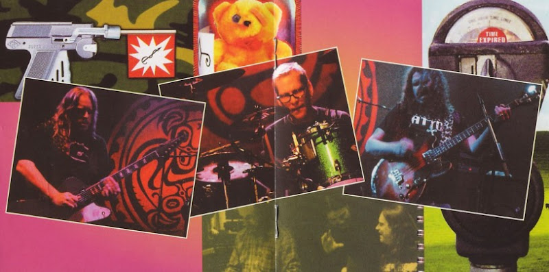 Gov't Mule ~ 2006 ~ The Best Of The Capricorn Years (& Rarities) inside