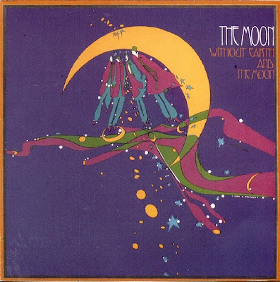 the Moon ~ 1968 ~ Without Earth + 1969 ~ The Moon