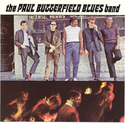 Paul Butterfield Blues Band ~ 1965 ~ the Paul Butterfield Blues Band