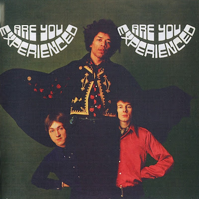 the Jimi Hendrix Experience ~ 1967 ~ Are You Experienced