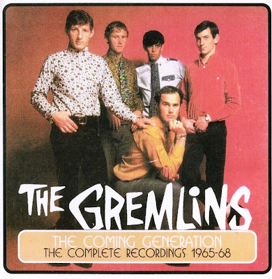 the Gremlins ~ 2004 ~ The Coming Generation. The Complete Recordings 1965-68
