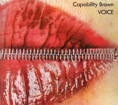 Capability Brown ~ 1973 ~ Voice