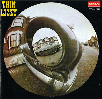 Thin Lizzy ~ 1971 ~ Thin Lizzy