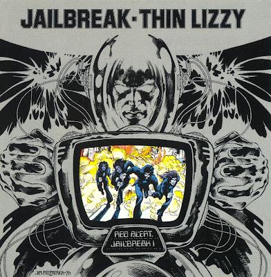 Thin Lizzy ~ 1976 ~ Jailbreak