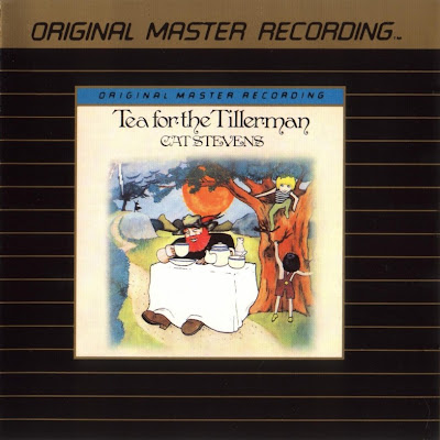 Cat Stevens ~ 1970 ~ Tea for the Tillerman