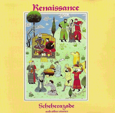Renaissance ~ 1975 ~ Scheherazade And Other Stories