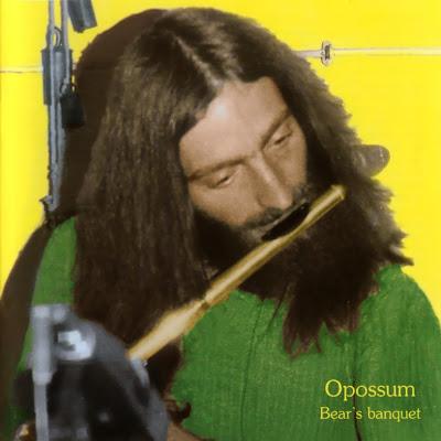 Opossum ~ 1974 ~ Bear's Banquet