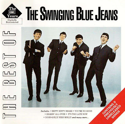 the Swinging Blue Jeans ~ 1992 ~ Best Of The EMI Years