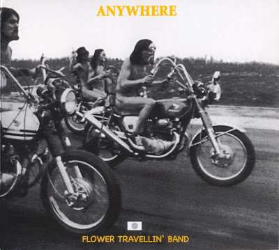 Flower Travellin' Band ~ 1970 ~ Anywhere