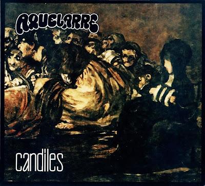 Aquelarre ~ 1973 ~ Candles