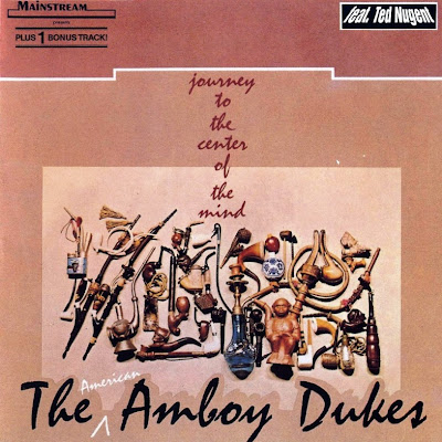 tha American Amboy Dukes ~ 1968 ~ Journey to the Center Of the Mind