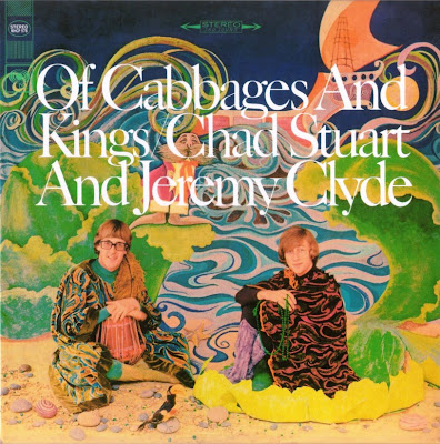 Chad & Jeremy ~ 1967 ~ Of Cabbages And Kings