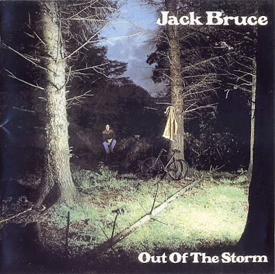 Jack Bruce ~ 1974 ~ Out Of The Storm