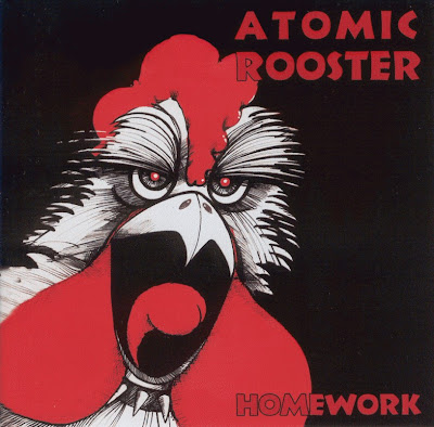 Atomic Rooster ~ 2008 ~ Homework