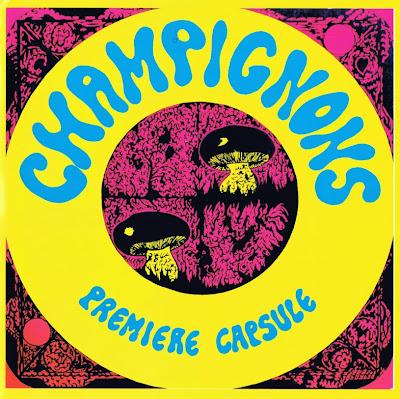 Les Champignons ~ 1972 ~ Premiere Capsule