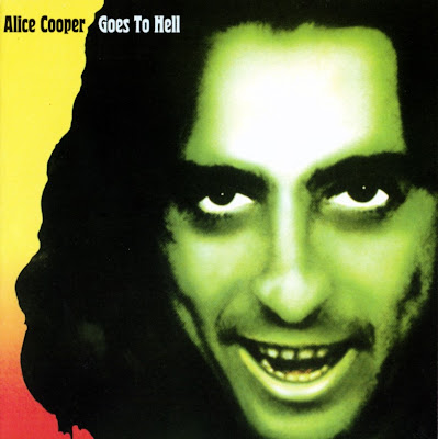 Alice Cooper ~ 1976 ~ Alice Cooper Goes To Hell