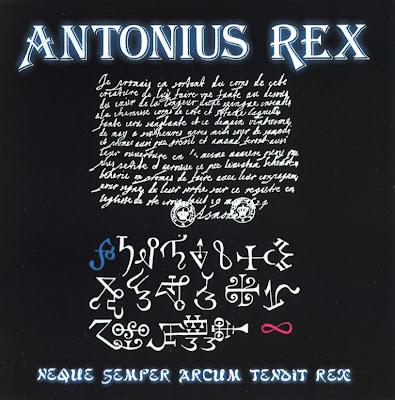 Antonius Rex ~ 1974 ~ Neque Semper Arcum Tendit Rex