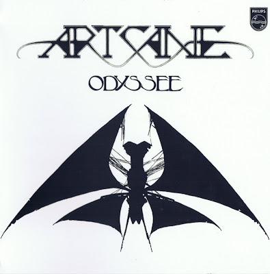 Artcane ~ 1977 ~ Odyssee