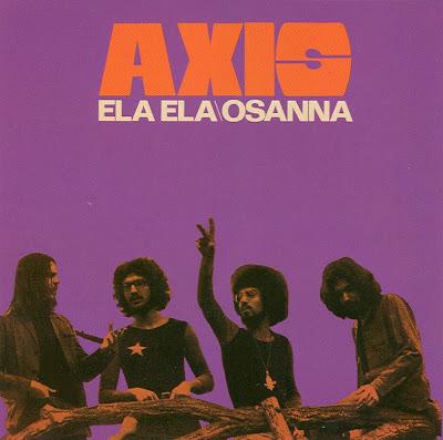 Axis ~ 1971 ~ Ela Ela / Osana