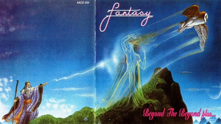 Fantasy ~ 1999 ~ Beyond The Beyond plus
