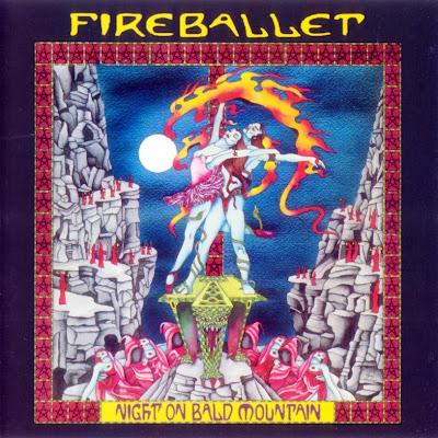 Fireballet ~ 1975 ~ Night On Bald Mountain