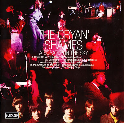 the Cryan' Shames ~ 1967 ~ A Scratch In The Sky