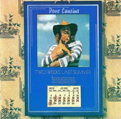 Dave Cousins ~ 1972 ~ Two Weeks Last Summer
