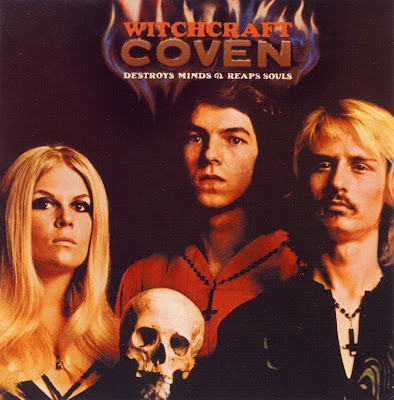 Coven ~ 1969 ~ Witchcraft Destroys Minds And Reaps Souls