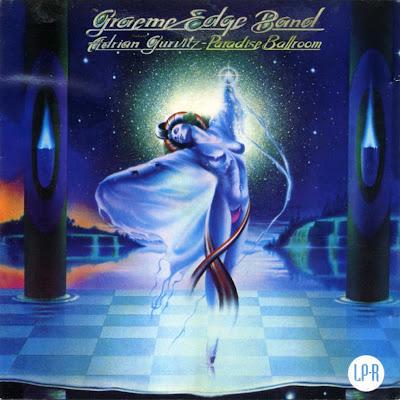 Graeme Edge Band ~ 1977 ~ Paradise Ballroom